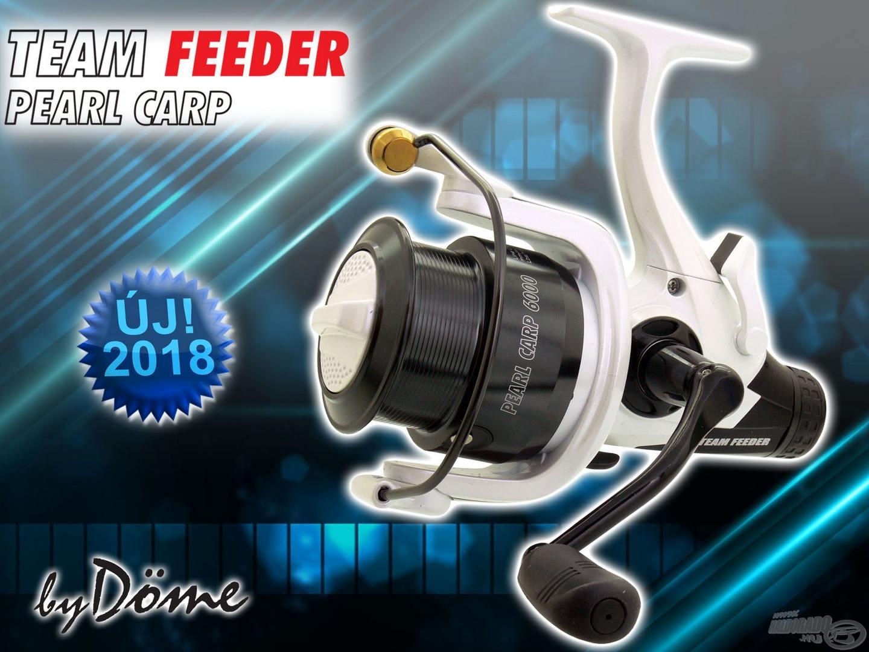 By Dome Team Feeder Pearl Carp LCS naviják na feeder
